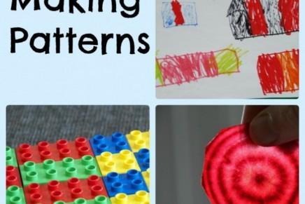 Making Simple Patterns