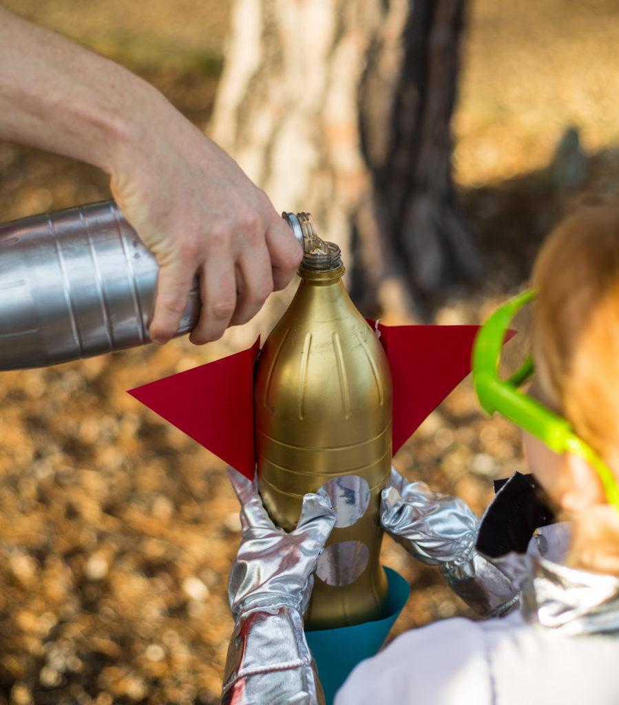 Water Bottle Rocket Design Plans: How To Make A Bottle Rocket