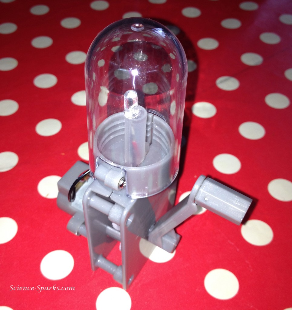 Dynamo Torch Kit From Find me a Gift plus giveaway! Science Sparks