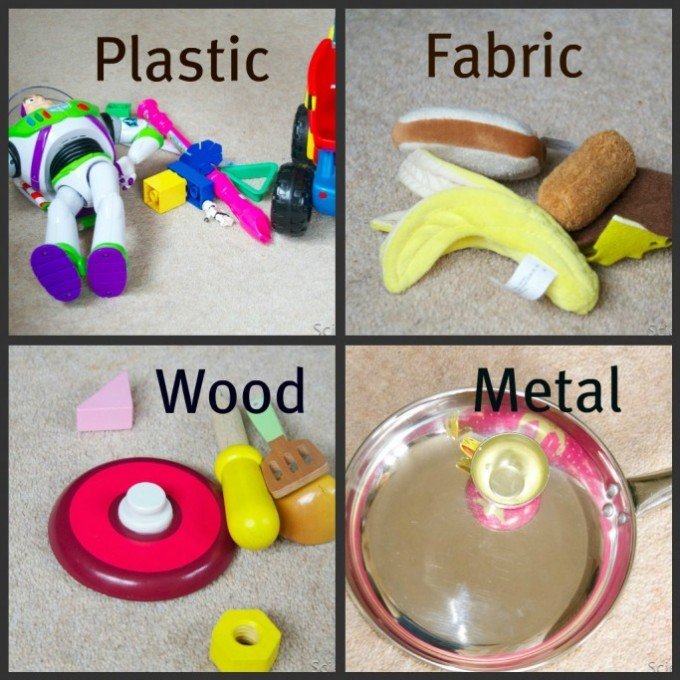 an experiment on the properties of different materials Help your children to find out about grouping materials experiments and these activities will teach the class about the properties of different materials.