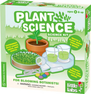 ttle Labs Plant Science Kit Review, Science Sparks