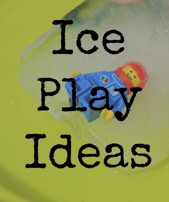 Ice Play Ideas