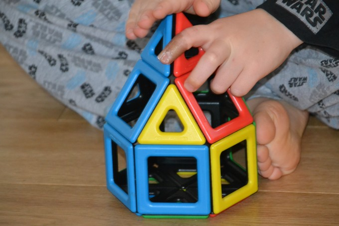 Magnetic Polydron