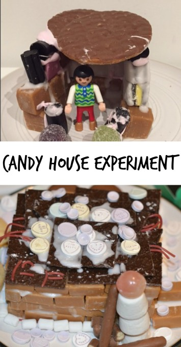 build a candy house
