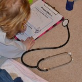 Doctor Role Play with added Science