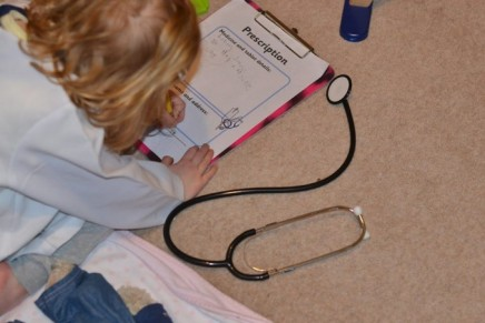 Doctor Role Play Activities