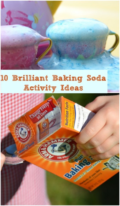 Baking-Soda-experiments