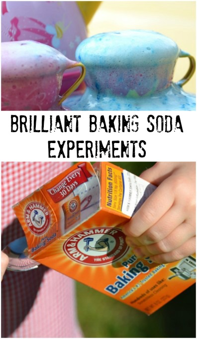 Brilliant baking soda experiments
