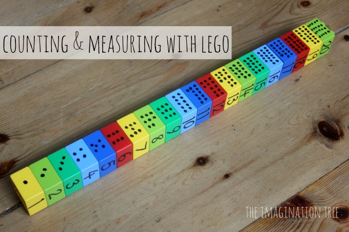 Measuring with LEGO