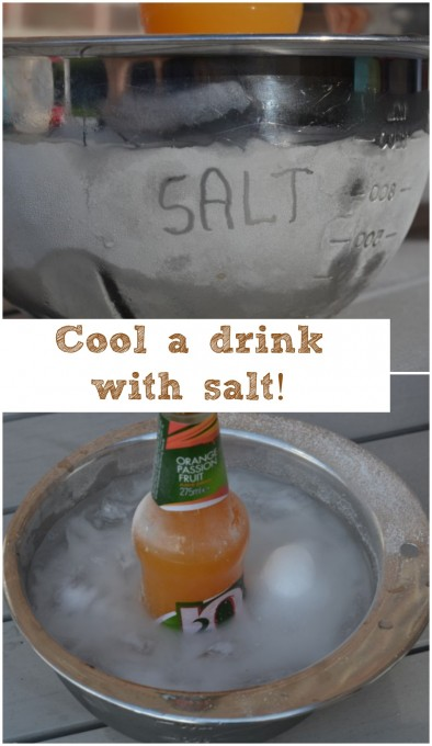 cool with salt