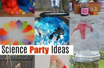 science party ideas