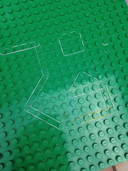 LEGO Geoboard
