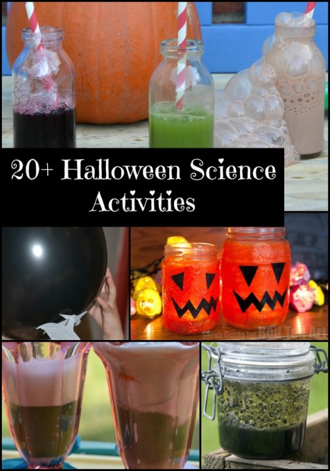 Halloween-science