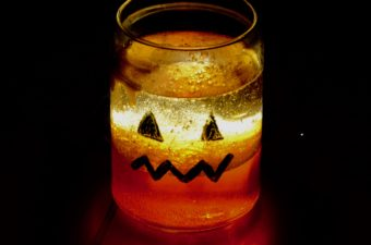 lava lamps for halloween