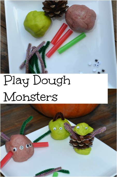 PlayDoughMonsters