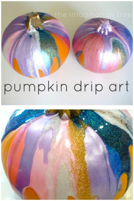 Stunning-pumpkin-drip-art-project-for-all-ages-to-enjoy-668x1000