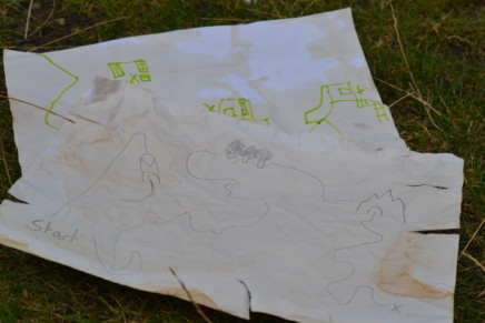 Treasure maps and concentrations