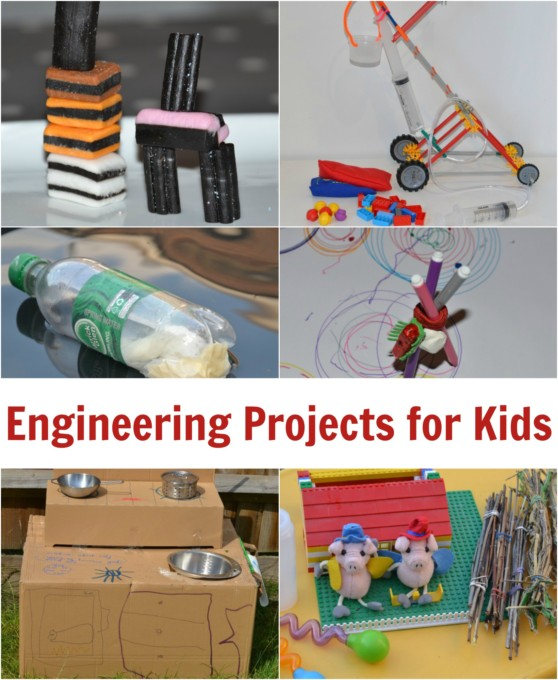 Engineering projects for kids