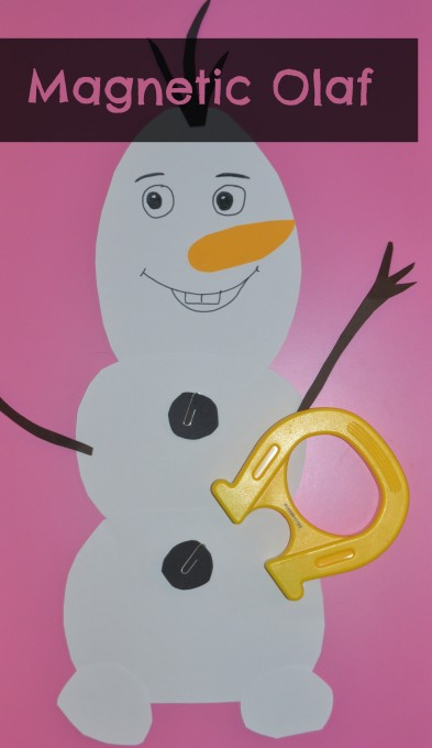 Magnetic Olaf