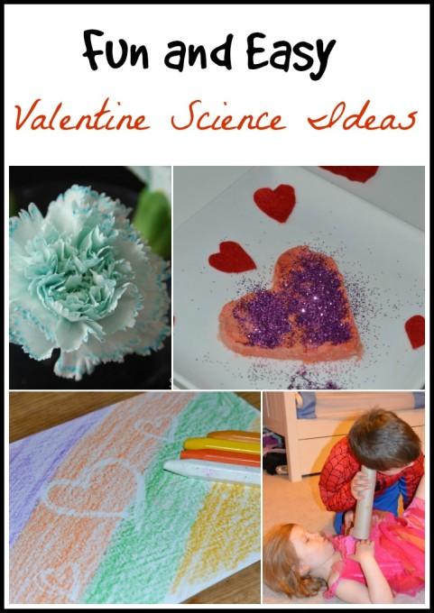 Valentine-Science
