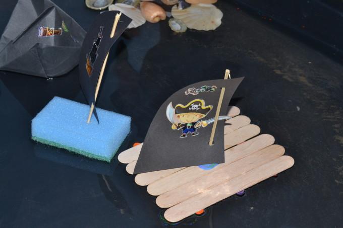 lollystick boat