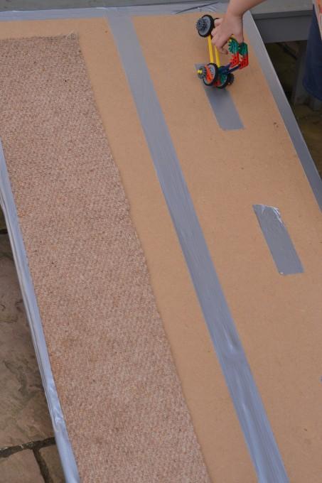 friction ramp