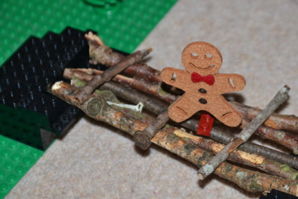 A bridge for The Gingerbread Man