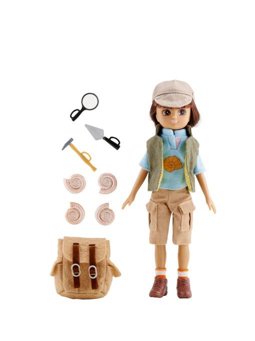 Fossil Hunter Lottie