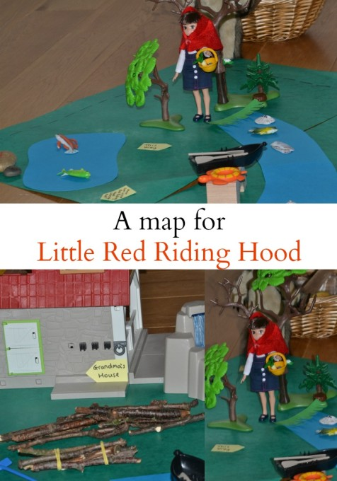 little red riding hood activity
