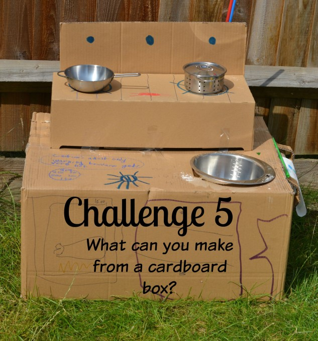 Fun Science Challenges For Kids