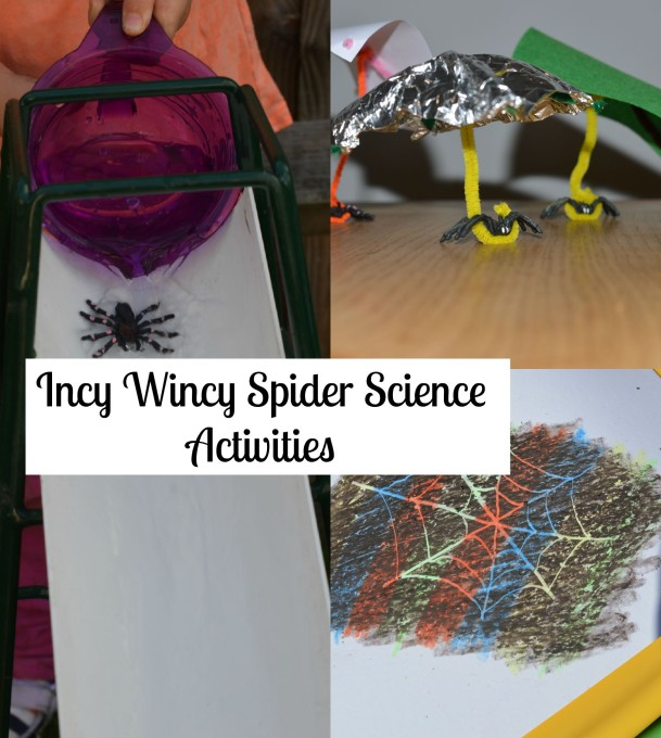 Incy Wincy Spider Science