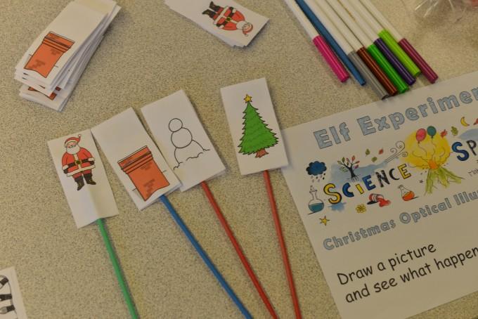 Christmas Fair Game Ideas