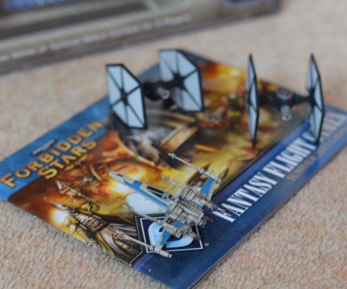 Star Wars X wing Game