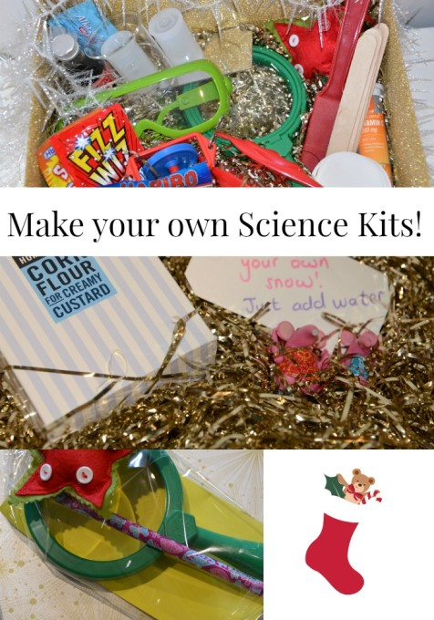 Make your own science kits