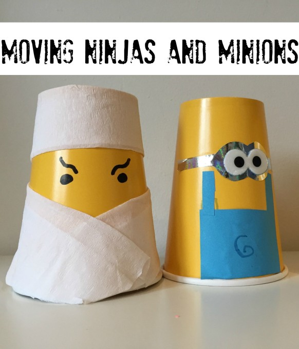 Moving Ninjas and Minions