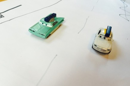 Easy Magnetic Cars – Sugru Hack