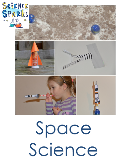 Space Science Ideas for British Science Week - Science Sparks