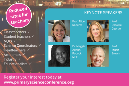 Primary Science Teaching Trust's International Conference