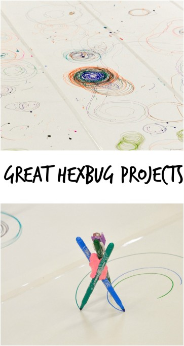 great-hexbug-projects