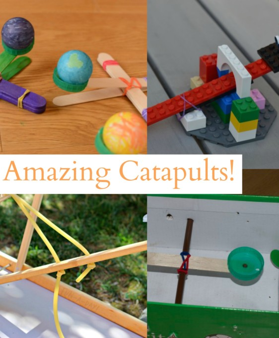 Amazing-catapults