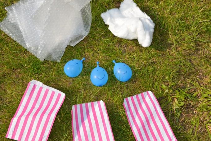 water balloon challenge