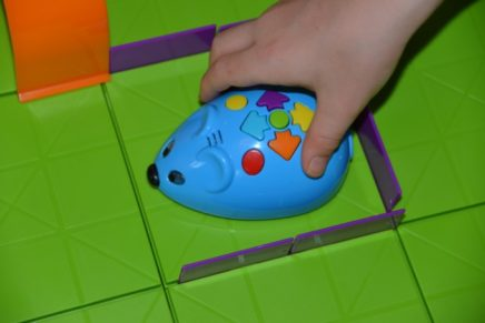 Robot Mouse Activity Set from Learning Resources