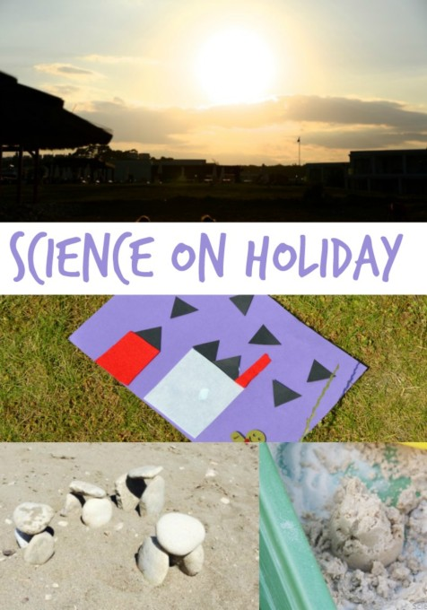 science on holiday