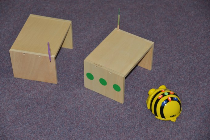 bee bot tunnels