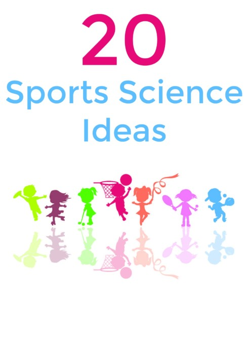 Sporty Science Ideas