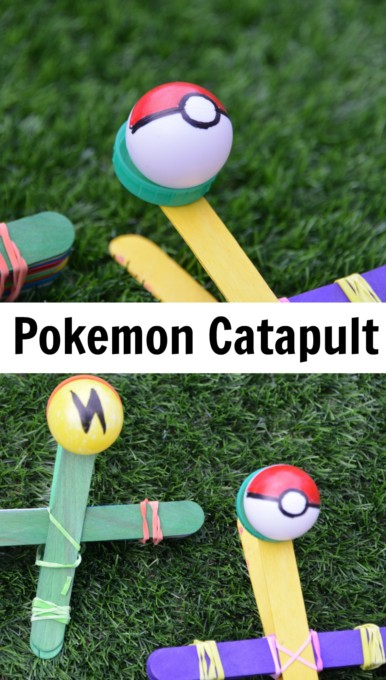 See Saw Catapult - Primary Games Arena