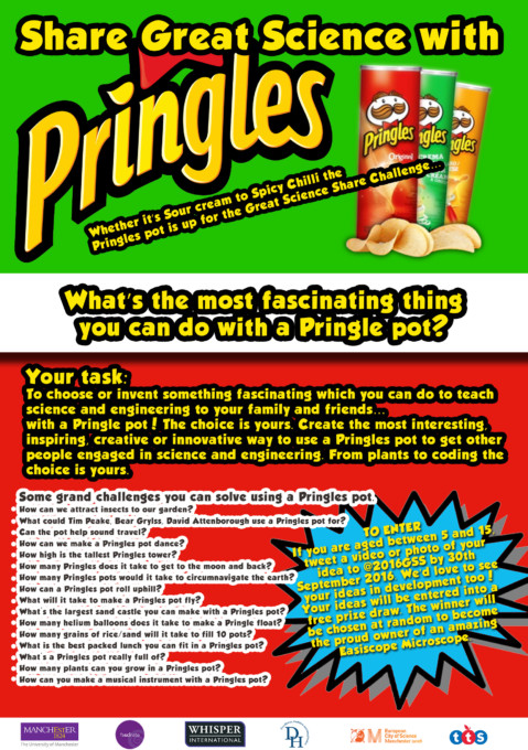 Pringles competition