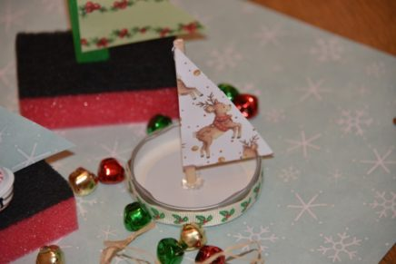 Christmas Boats –  STEM Challenge