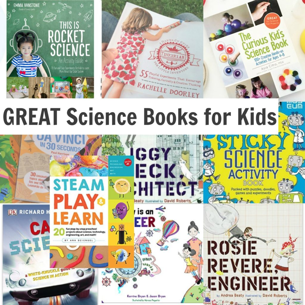 Great Science Books for Kids