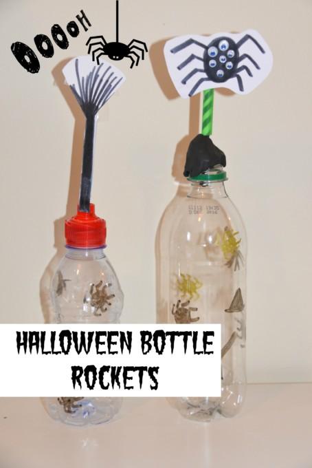 Halloween Bottle Rockets